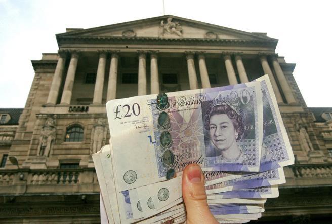 La Banca d'Inghilterra ammette di aver perso traccia di 50 miliardi di sterline