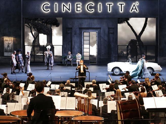 «Alla Scala una Prima mai vista Così la lirica diventa un film»