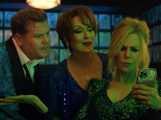 Meryl Streep: inno alla libertà  nel musical contro  i pregiudizi