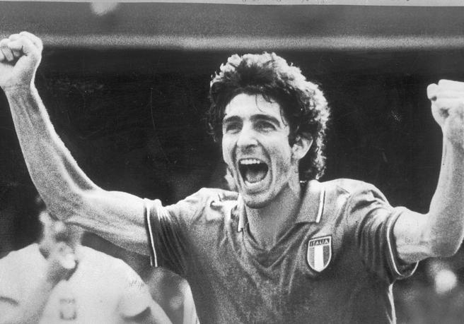 Paolo Rossi, dopo la squalifica per calcio scommesse mi disse: «È finita. Restiamo amici»