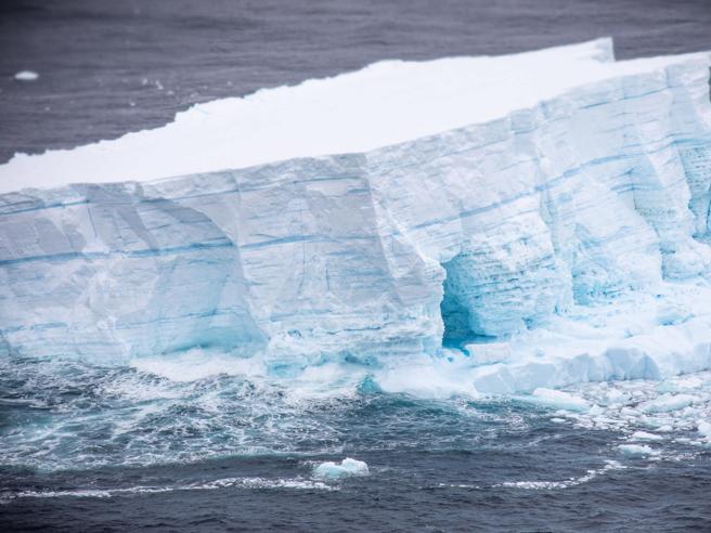 L'iceberg da record verso lo schianto: a rischio 2 milioni di pinguini