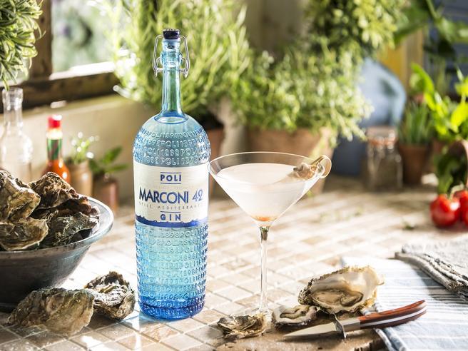 Il gin che regala il profumo di mare anche d'inverno