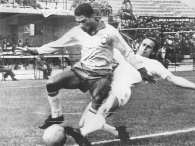Garrincha a Sacrofano, quando il dio del calcio scese a giocare con gli umani in periferia