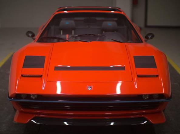 Rinata la Ferrari 308 GTS di Magnum PI