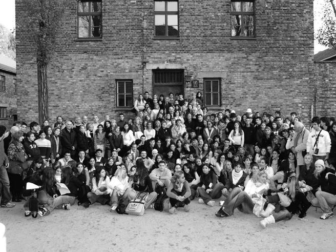 Sami Modiano, superstite di Auschwitz: «I giovani speranza del futuro»