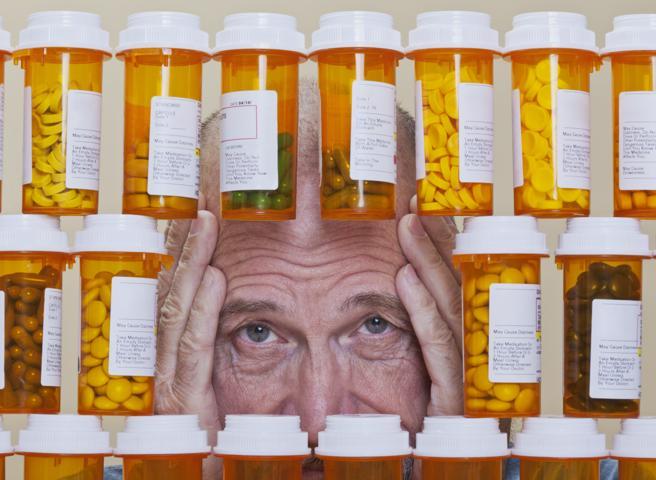 Fibrillazione atriale, fino a 20 pillole al giorno per i malati ultra 75enni