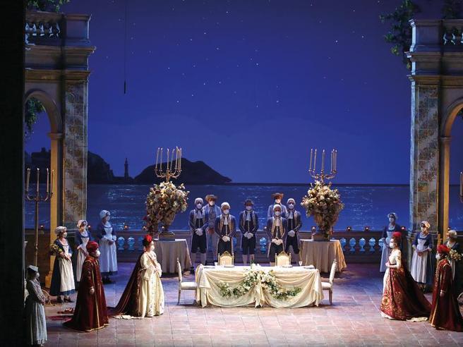 Scala, «Così fan tutte» di Mozart: l'opera torna in scena ma solo in streaming