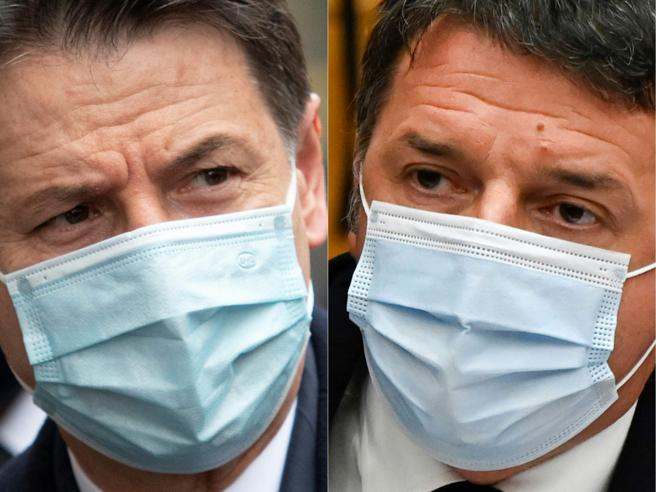 La crisi in diretta - Renzi: «Io patriota,  ma Italia viva non farà da stampella»