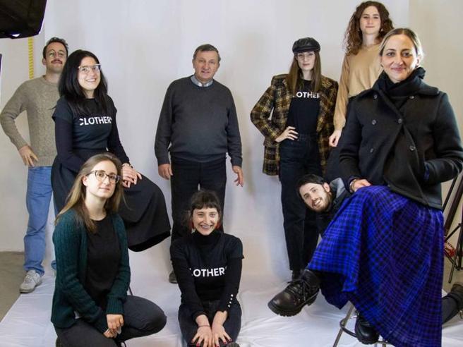 Don Mauro e la sua squadra: il fashion che fa beneBuone Notizie oggi in edicola