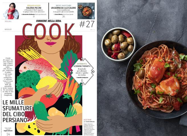 Le ricette per il nuovo anno, Cook in edicola con il Corriere il 20 gennaio