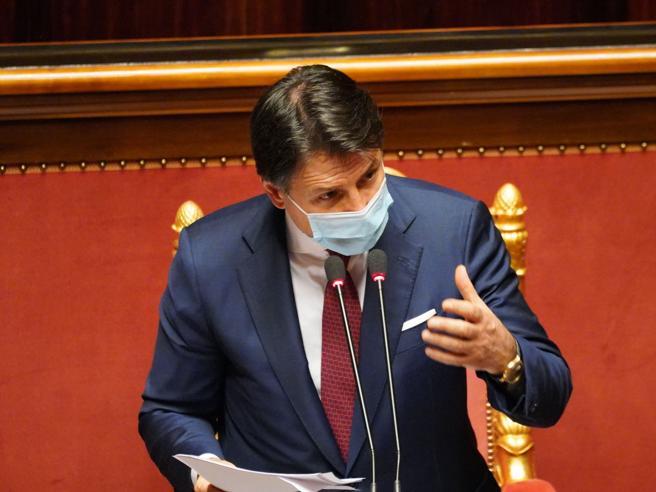 Appello ai 'volenterosi' (e non 'responsabili')Conte spera nei centristi e non cita mai Renzi