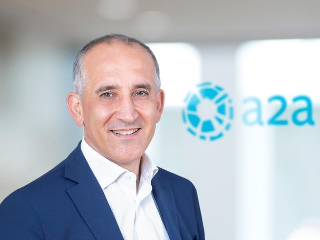 A2A strategia Renato Mazzoncini