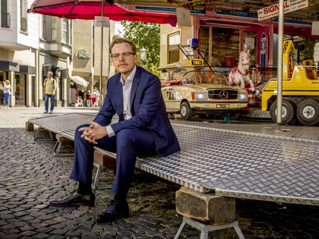 Markus Gabriel: «Viviamo tempi bui ma è una stagione di crescita morale»