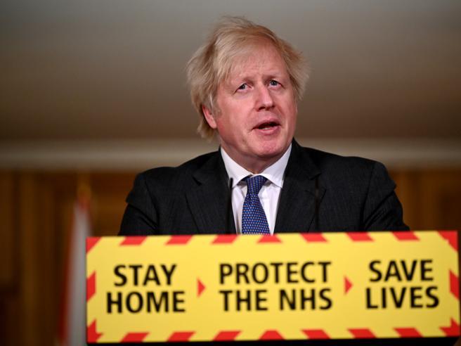 La ricerca: la variante inglese sarebbe più letale del 30 per cento (e  più contagiosa)L'allarme lanciato da Johnson