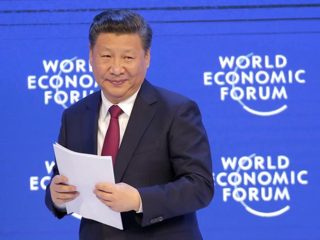 Forum di Davos virtuale, via con Xi Jinping e Lagarde. Conte parlerà mercoledà¬