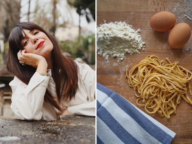 Daniela Collu: «Io tra cibo e surreali terapie di coppia. Il piatto dell'amore? Le fettuccine»