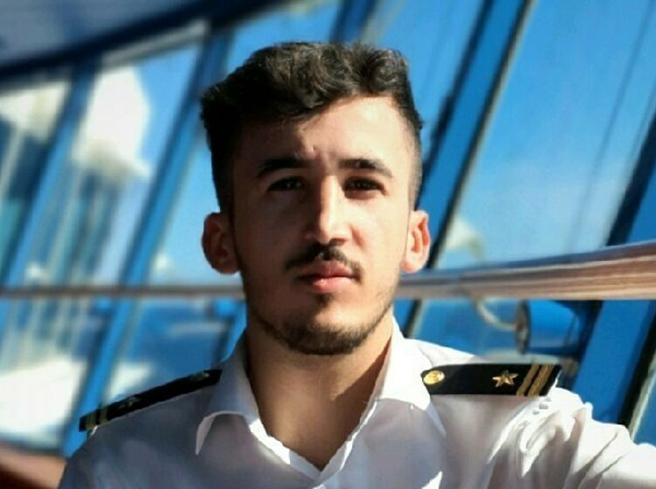 Un ufficiale italiano scomparso durante una crociera in Danimarca