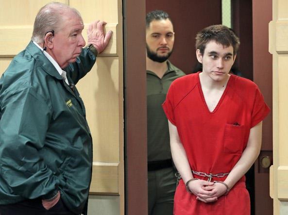 نیک کروز ، 19 ساله ، عامل قتل عام پارک لند (عکس از گتی ایماژ)