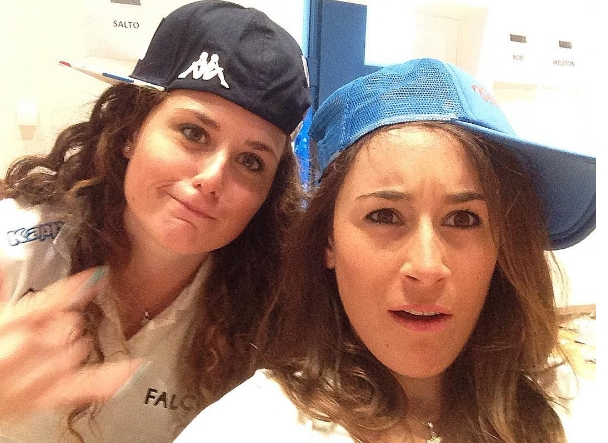 Injury Sofia Goggia, Michela Moioli: «I would like to give you the time machine.  He will come back stronger than before