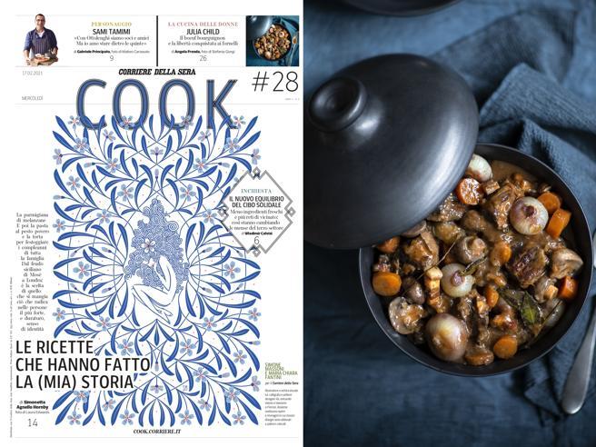 La politica e la passione, Cook in edicola gratis il 17 febbraio