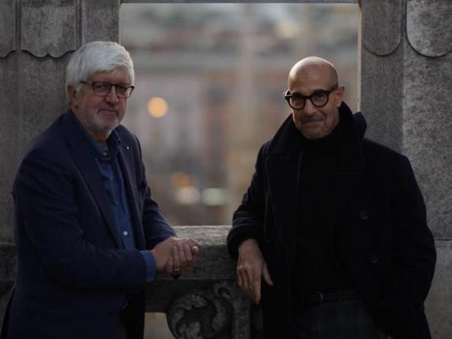 «Io,  Stanley Tucci e quel viaggio per raccontare l'Italia senza stereotipi»