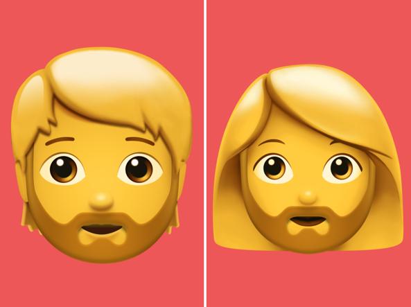 L'uomo (e la donna) con la barba