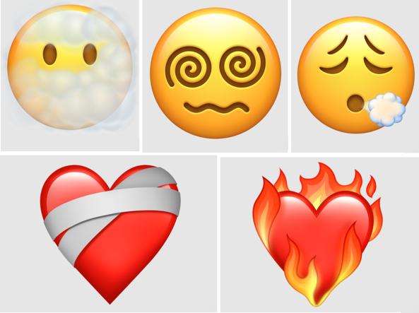 Le nuove emoji in arrivo in primavera