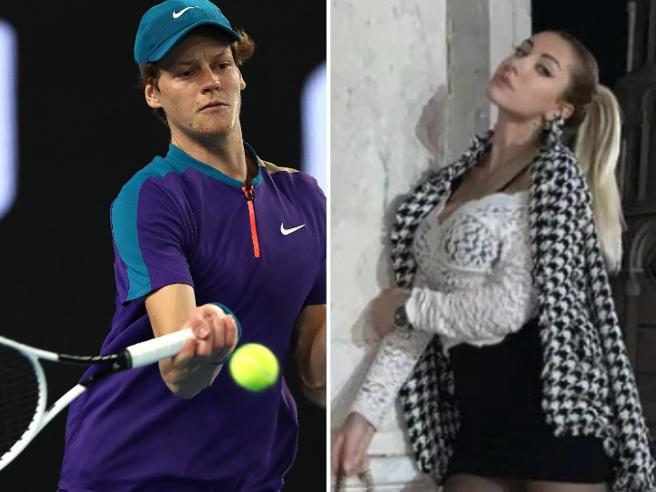 Sinner e la fidanzata Maria Braccini, una storia appena cominciata: «Ma dal tennis non mi distraggo»