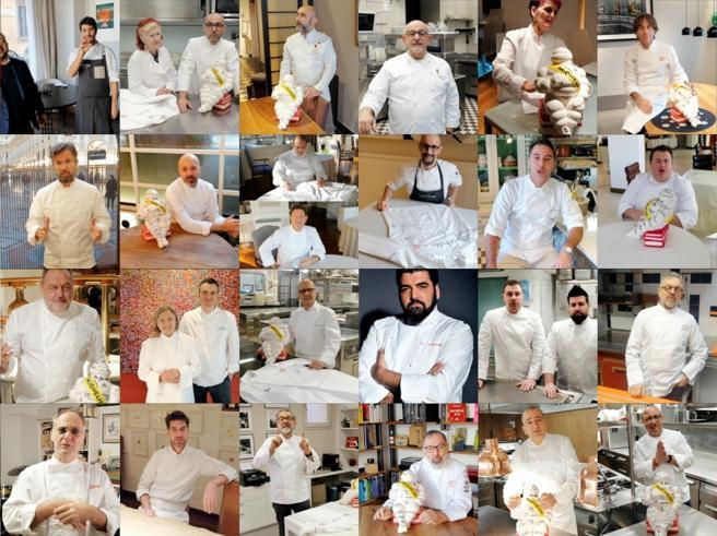 Gli chef stellati «si mettono all'asta» per assicurare un futuro ai bambini poveri