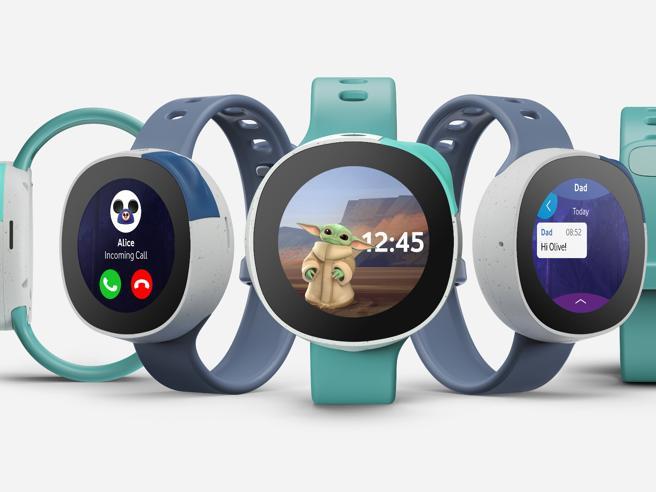 Neo, lo smartwatch per bambini di Vodafone e Disney che piace (anche) ai genitori
