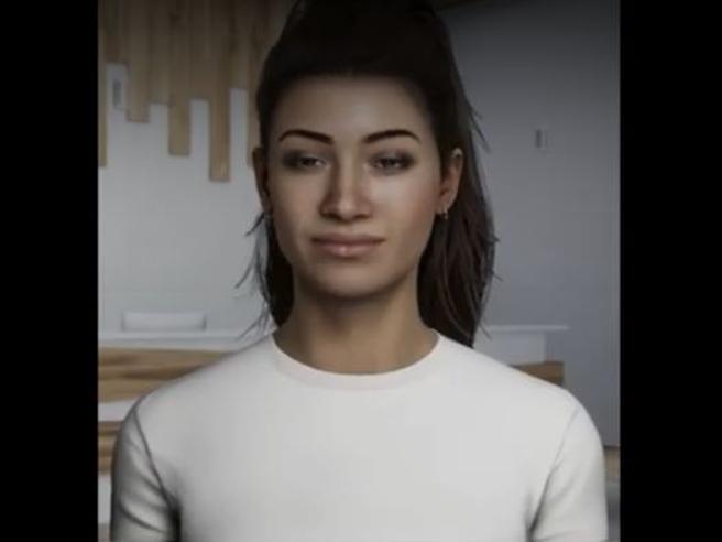 Giglio Group, l'avatar entra in negozio e si chiamerà Sophie
