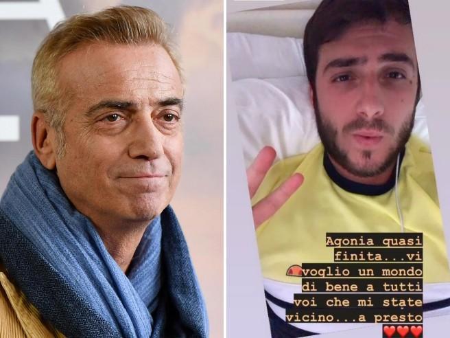 «L?odissea di mio figlio Lorenzo,dall?ospedale a un Covid hotelAi genitori dico fate attenzione»