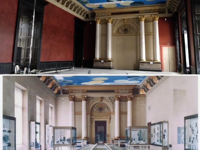 L'italiano che sfida il Louvre: «Rovinata l'opera di Twombly»