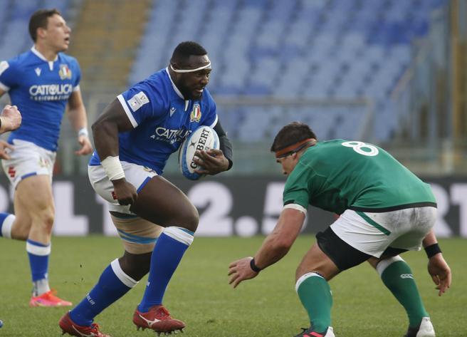 Rugby, Italia-Irlanda 10-48: nel Sei Nazioni un'altra sconfitta per gli azzurri