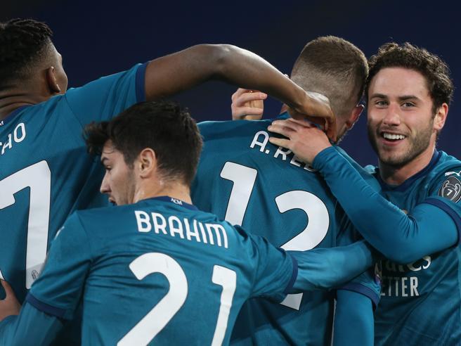 Roma Milan 1 2: Rebic decisivo, l'inseguimento all'Inter prosegue