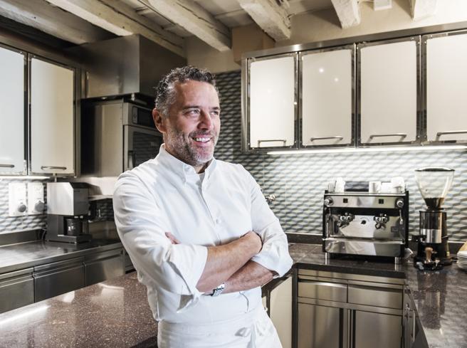 Giancarlo Perbellini, dalla stracciatella al risino: le «nuove» ricette per bambini