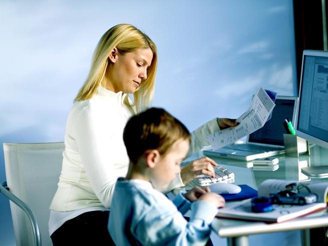 Congedo parentale per chi ha figli a casa, retribuzione fino al 50% e  bonus baby sitter