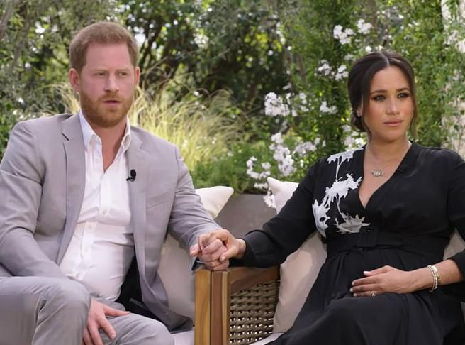 Meghan Markle e l'intervista a Oprah: il look, la location, il business. Retroscena di uno show da 9 milioni
