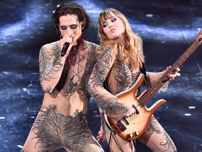 Maneskin, chi sono i vincitori di Sanremo 2021: i ventenni che conquistarono X Factor con il rock