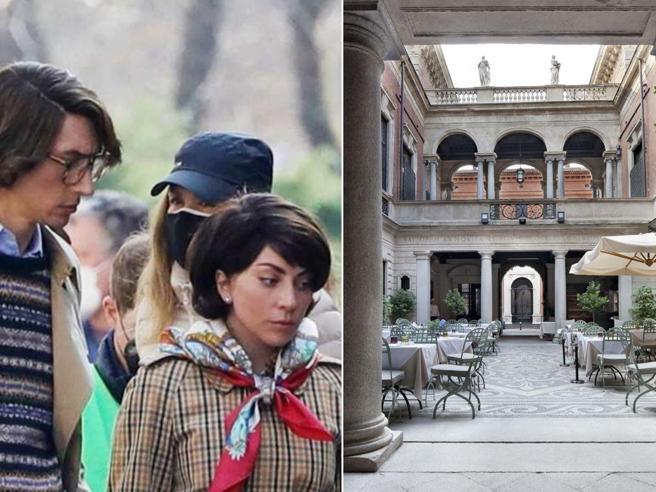Lady Gaga e Driver da «Il Salumaio» per girare Gucci. La storia del ristorante milanese amato dall'alta moda