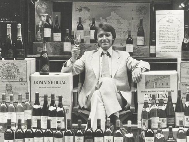 Le ultime bottiglie di Steven Spurrier, leggenda del vino mondiale