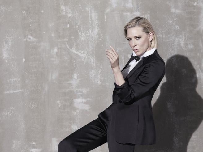 Cate Blanchett: «Il mio meglio è ora. Non metto le scarpe da 10 mesi»