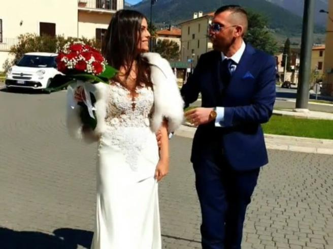 Sara Tommasi si è sposata: le nozze con il manager Antonio Orso