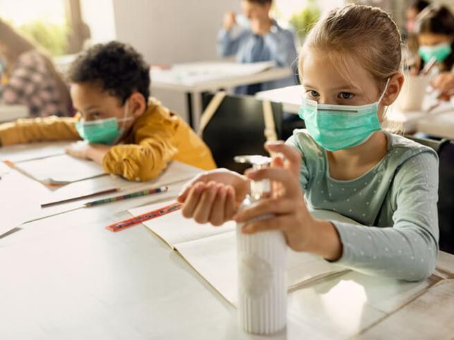 Scuole Lazio: da martedì riaprono  asili, materne, elementari  e medie