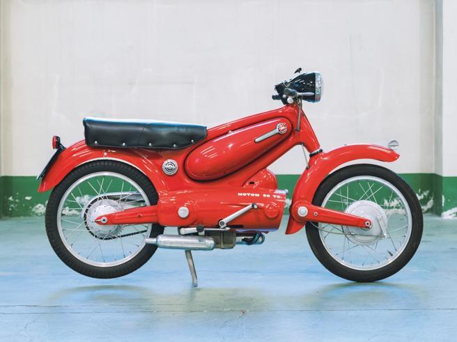 L'asta on line: 180 bici a motore, scooter e moto dagli inizi del XX secolo al 1970