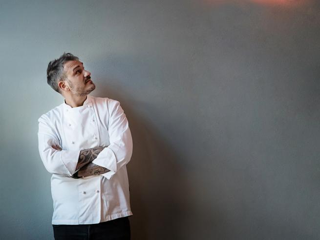 Roberto Di Pinto: «L'apprendistato migliore per fare un buon delivery? Il room service in hotel»