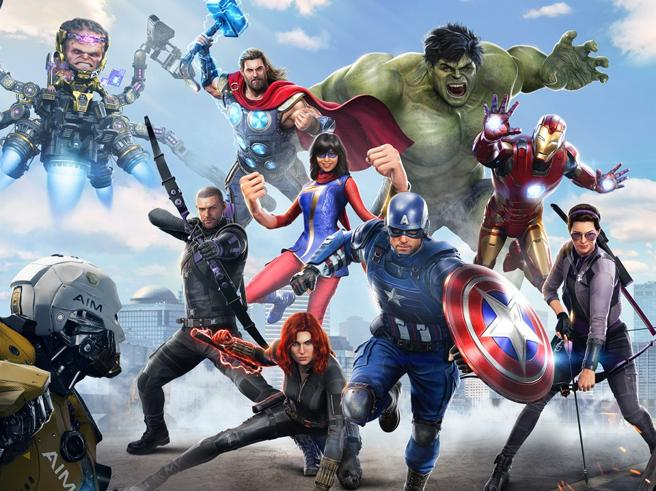 PlayStation Now, ad aprile 2021 arriva Marvel's Avengers