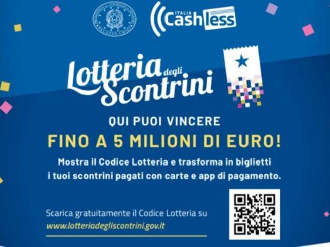 Lotteria scontrini, estrazione 8 aprile: premi e cosa fare in caso di vittoria