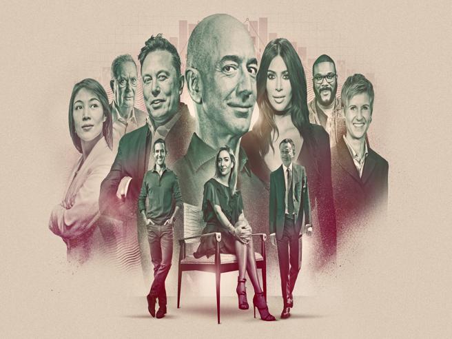Classifica Forbes, da Bezos a Buffett: ecco chi sono i 10 «paperoni» più ricchi del mondo