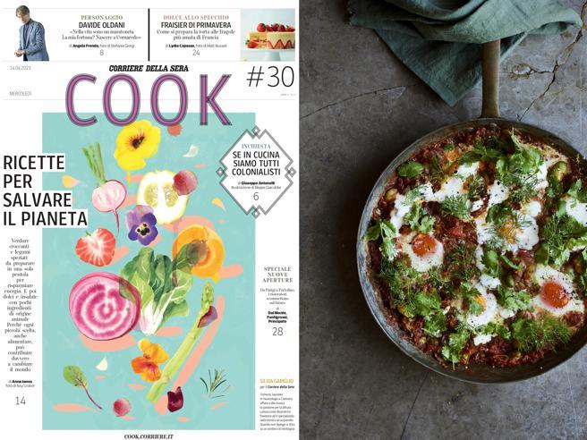 Il traguardo del numero 30: Cook mercoledì in edicola gratis con il Corriere